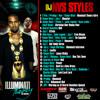 Illuminati Theory Mixtape V1 (Kanye West & Jay-Z) Mixed by DJ NVS Styles