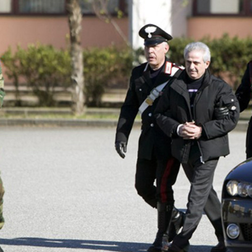 The 'Ndrangheta mafia's reign