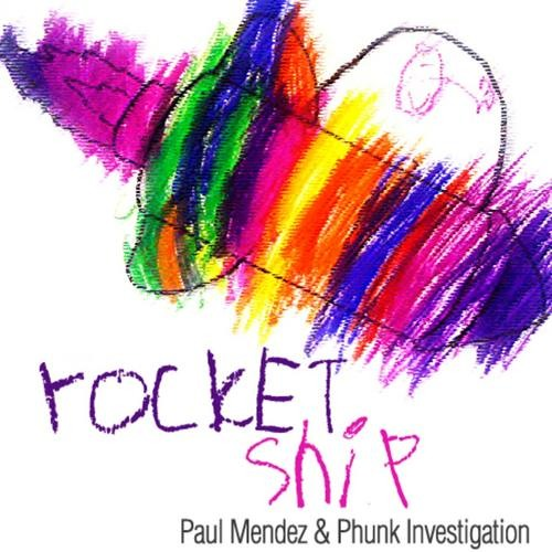 Paul Mendez  Rocket Ship Phunk Investigation Voyager Mix (128k version)