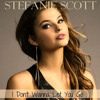 01 I Don't Wanna Let You - Single