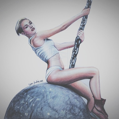 Wrecking Ball cover
