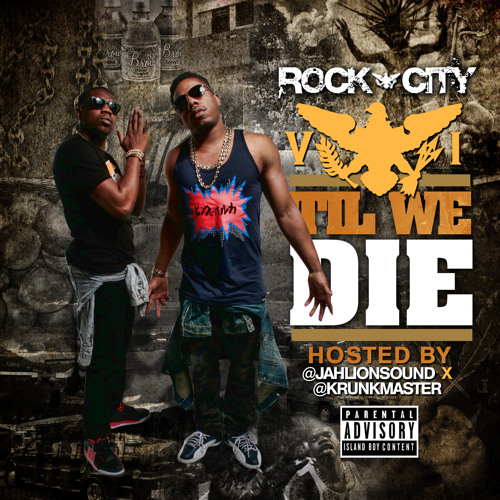 11. BAD FROM YUH BORN - ROCK CITY