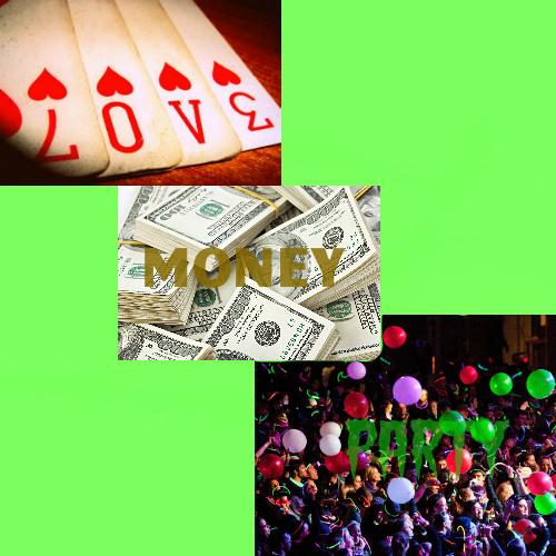 Love Money Party (feat. Big Sean) Lyrics