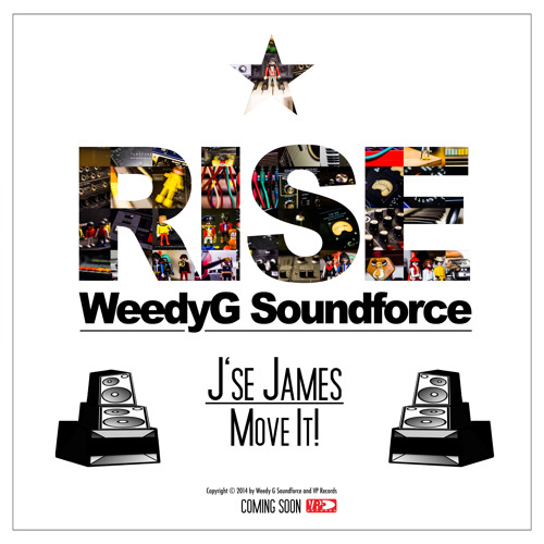 J'se James | Move It! [Weedy G Soundforce & VP Records]