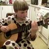 Appertiser_Lukes 1st Song - Age 3.5