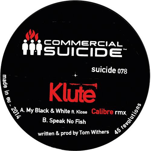 Klute - My Black & White (Calibre Remix)