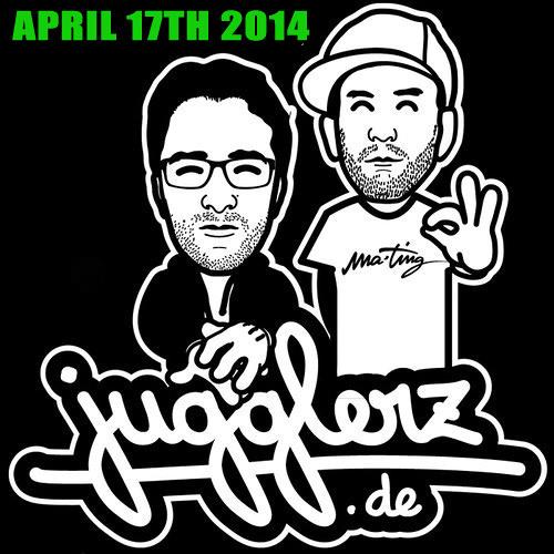 Jugglerz Dancehall Radio [April 17th 2014]