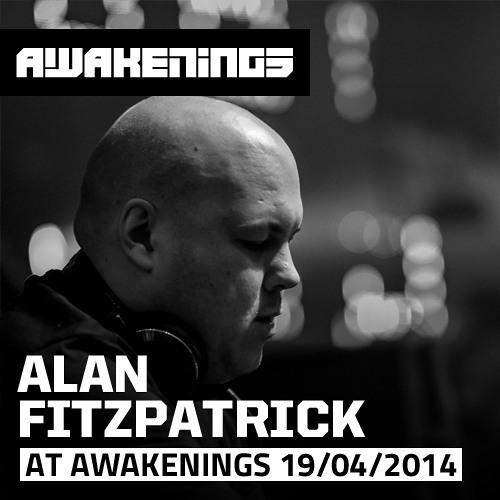 Alan Fitzpatrick at Awakenings 19-04-2014