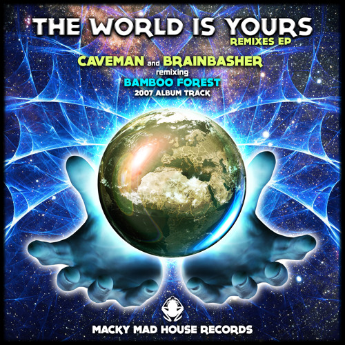 """2. BAMBOO FOREST """"The World Is Yours 2014 Remixes""""(BRAINBASHER Remix)"""
