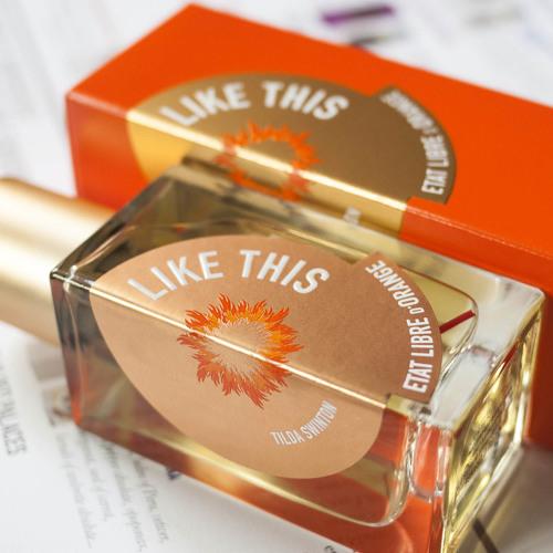 Etat Libre d'Orange Like This by Tilda Swinton