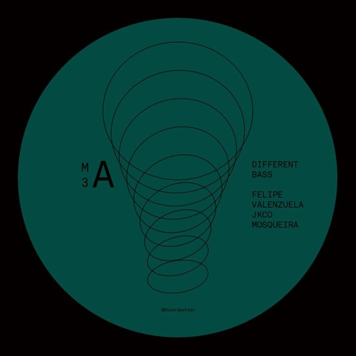 Felipe Valenzuela & Jkco Mosqueira - Different Bass (Ricardo Villalobos remix)