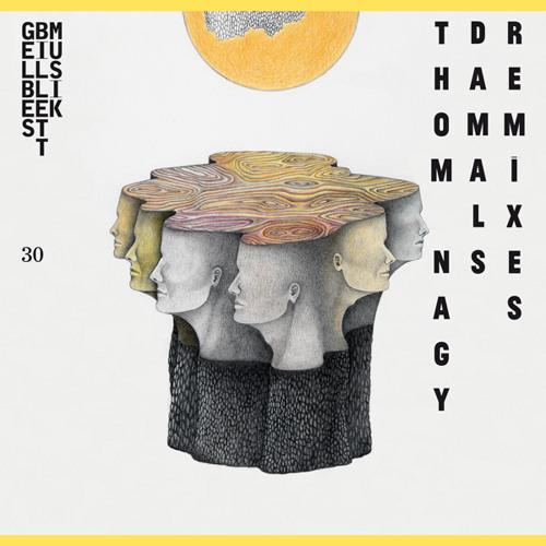 Thom Nagy · Damals · Clincker RMX · Gelbes Billett Musik 030