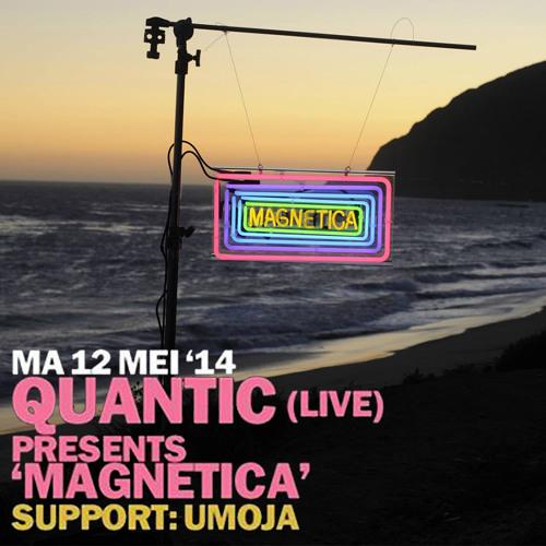 UMOJA - NSJ Quantic Promo mix