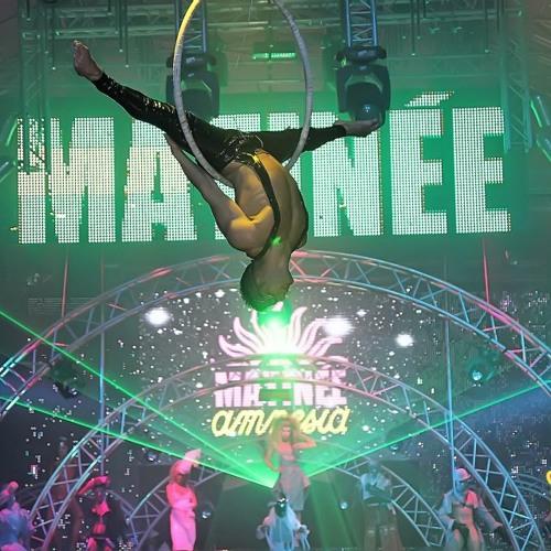 Matinée @ Amnesia Ibiza Closing Party 2012