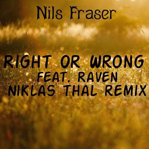 Nils Fraser - Right Or Wrong feat. Raven (Niklas Thal Remix)