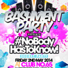 NEW SKOOL MIX ♪ BASHMENT PARTY x NOBODY HAS TO KNOW x MAY 2014 (Mixed by DJ Nate)