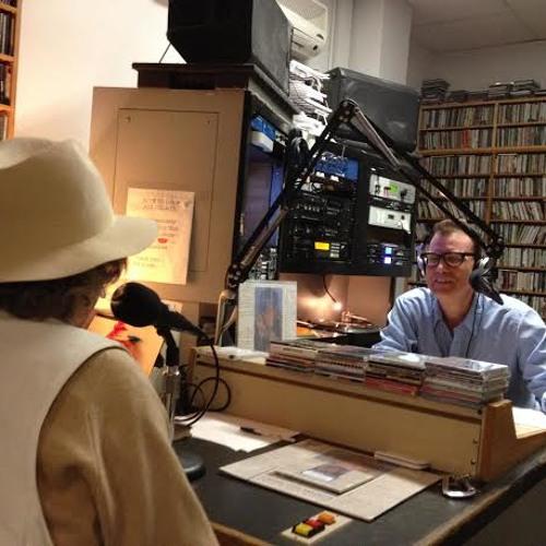 Stephen John Kalinich interview on KXLU 4/15/14