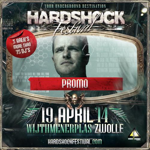 Liveset Promo @ Hardshock Festival 2014