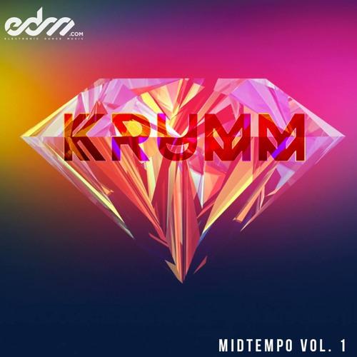 EDM.com MidTempo Volume 1 Mixed by Krumm