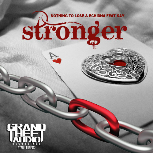 FREE DOWNLOAD - Nothing To Lose & Echidna Ft. Kay - Stronger (GTAR-FREE002)