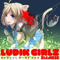 LUDIK GIRLZ  xfade demo [M3-2014春]