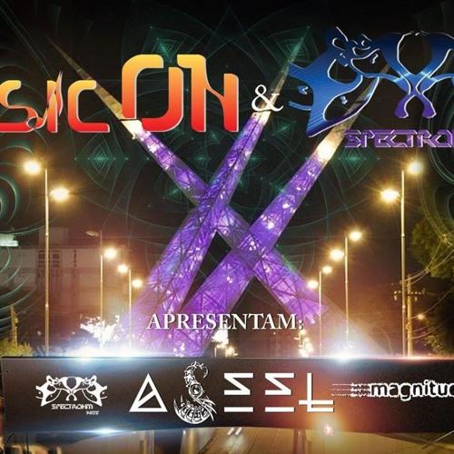 Dj Set Aseel (Magnitud Rec:Spectrohm Arts) Promo#Mix#Set# Prog#MagnitudStyle. Abril:2014.MP3