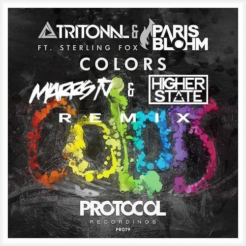 Tritonal & Paris Blohm ft. Sterling Fox - Colors (Marrs TV & Higher State Remix)