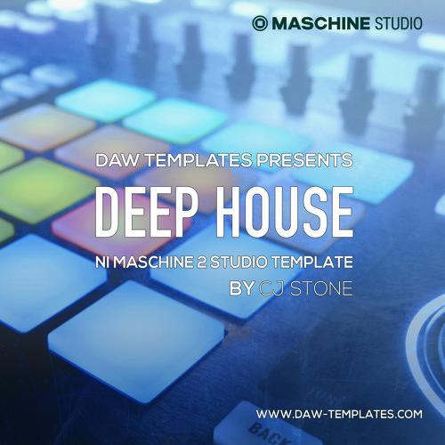 Maschine 2 Deep House Template