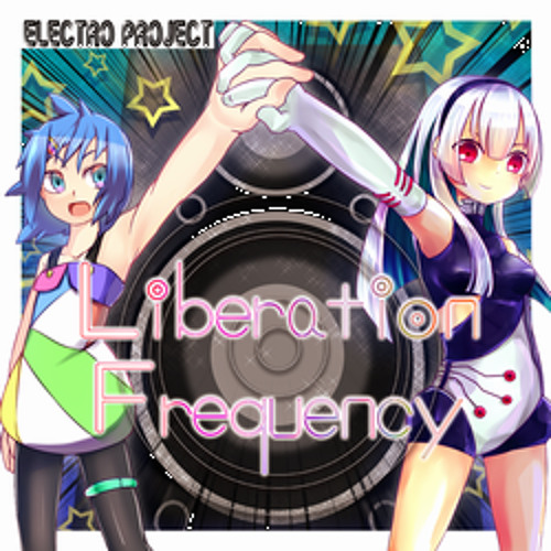 EP 5th album「Liberation Frequency」 DEMO-XFD