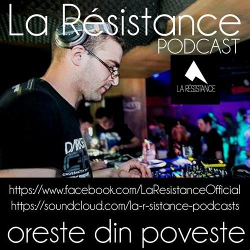 La Résistance // 24.4.14 // Guest: Oreste Din Poveste