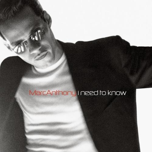 Marc Anthony - I Need To Know (Cover)