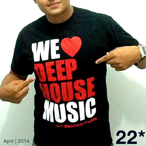 Deep House Collection 22 By Paulo Arruda