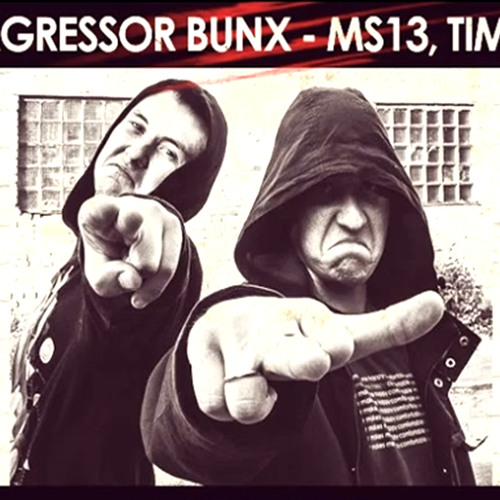 Agressor Bunx - Time (Kaibre Remix)