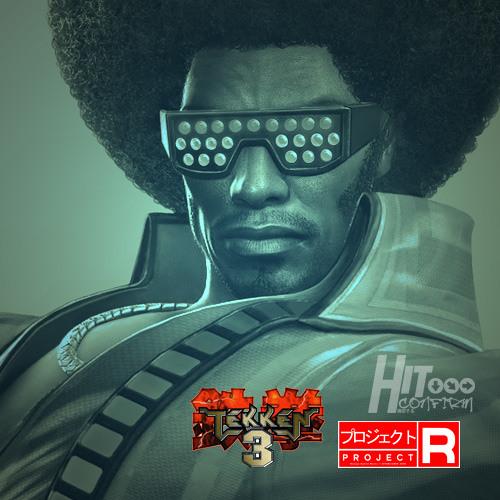 Tiger Jackson TYPE-R - Tekken 3