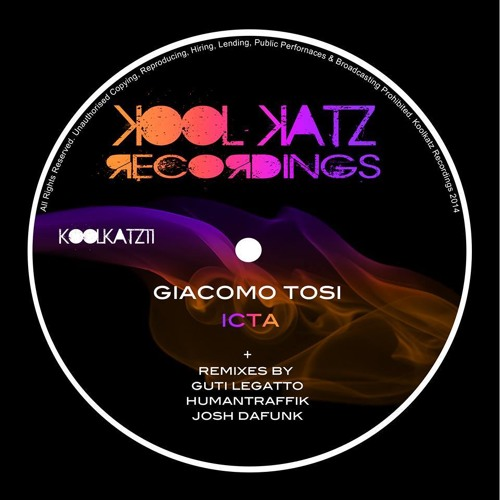 Giacomo Tosi_ICTA_Original Mix_KoolKatz Recordings