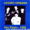Legião Urbana - A Canção do Senhor da Guerra - Clube Juventus 1985
