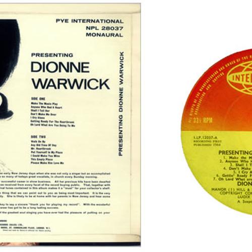 You're gonna need me tom64 VIP Dionne warwick refix