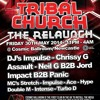 Dj Chrissy G B2B Dj Impulse - FREE CD - Tribal Church Promo Mix
