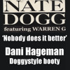Nate Dogg Ft Warren G - Nobody Does It Better (Dani Hageman Doggystyle Booty)