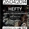 Lukas Freudenberger @ GOTEC CLUB (Karlsruhe, 26.04.14)