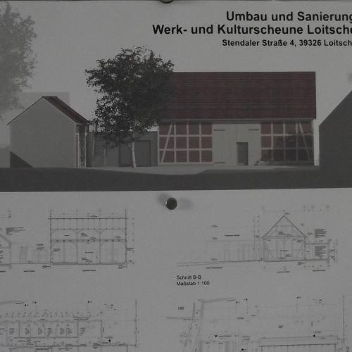Jugendbildungsprojekt Werk- und Kulturscheune Loitsche