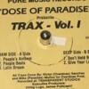 Dose Of Paradise (Trax Vol 1) - Latin Dream