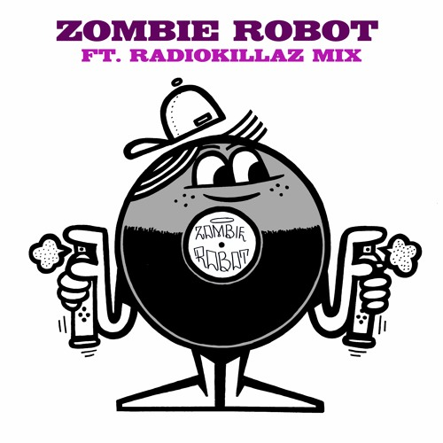 Zombie Robot 'I Gotta Have It' - PASA078 - Released 13.5.14