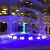Beau Danube Bleu ( Blue Danube ), fontaine de la Part Dieu, Lyon, France, 2013