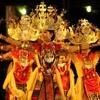 Tari Bedana Kreasi Lampung #1(Minus One/karaoke)[re-Arranged] 4menit