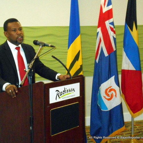 Ronald Jackson CDEMA - Earthquake Readiness