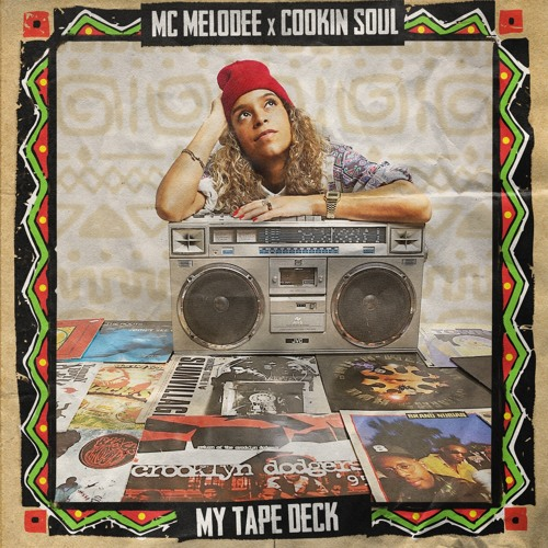 MC Melodee x Cookin' Soul - Up In The Clouds