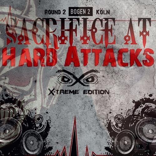 Sacrifice @ HARD ATTACKS 25.04.2014 Bogen 2 Köln