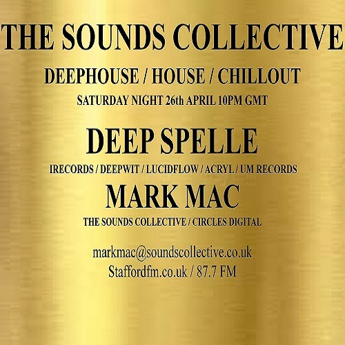 DEEP SPELLE AND MARK MAC THE SOUNDS COLLECTIVE