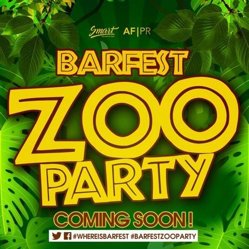 AfroHouse | @BarfestUK | #BarfestZooParty | @PoloSoleri